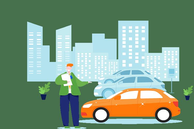 Проверьте машину перед покупкой